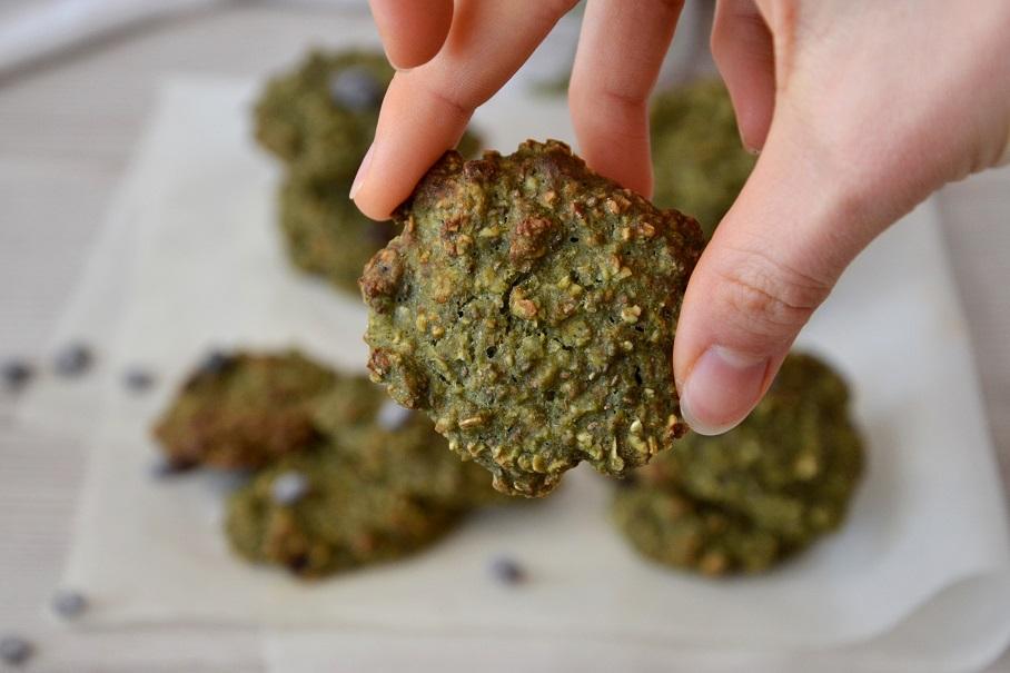 veganské sušenky
