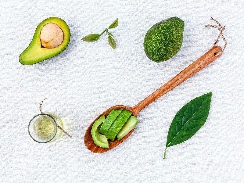 avokádo zdroj vitamínu B