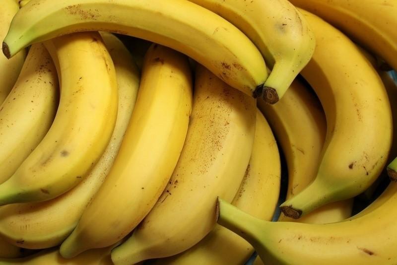 banán zdroj hořčíku