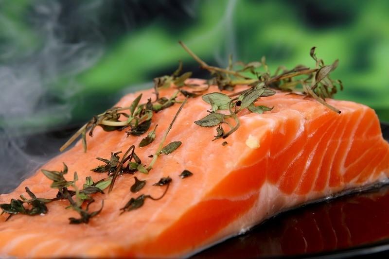 losos zdroj vitamínu B