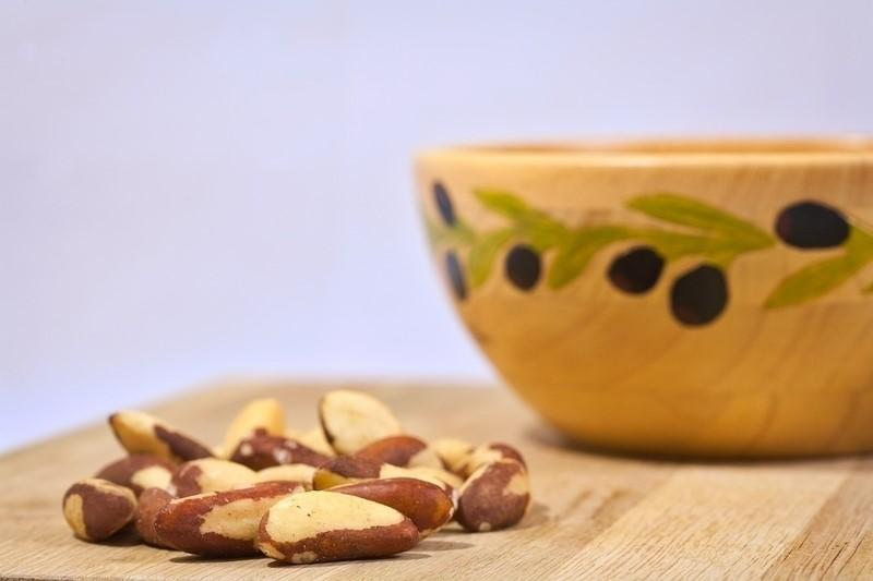 para ořechy zdroj hořčíku