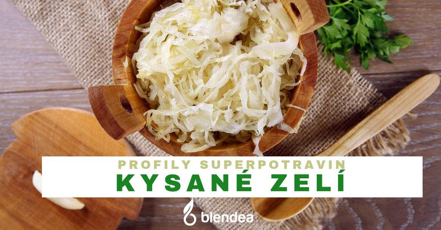 profil kysané zelí