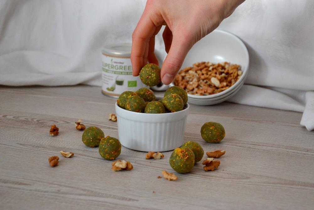 ořechovo fíkové kuličky