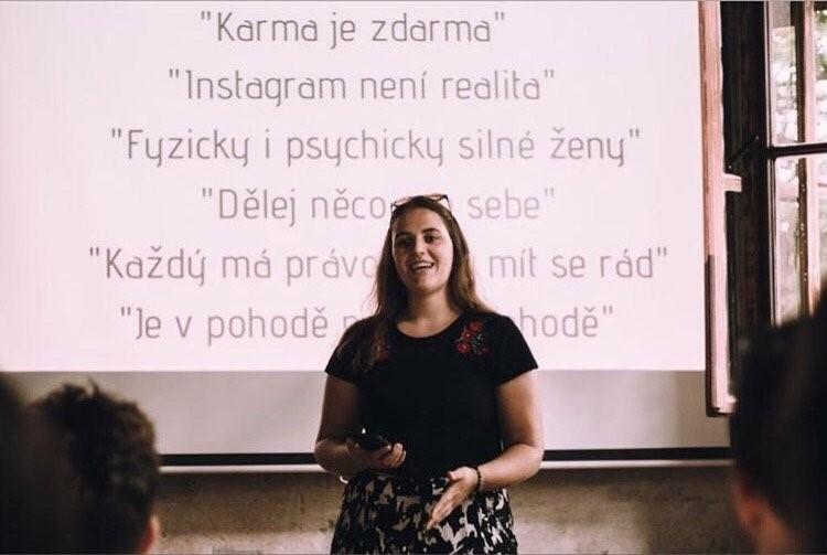 přednáška Karol Čmielová