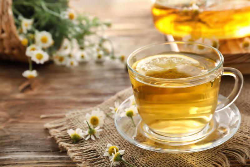 heřmáńkový čaj