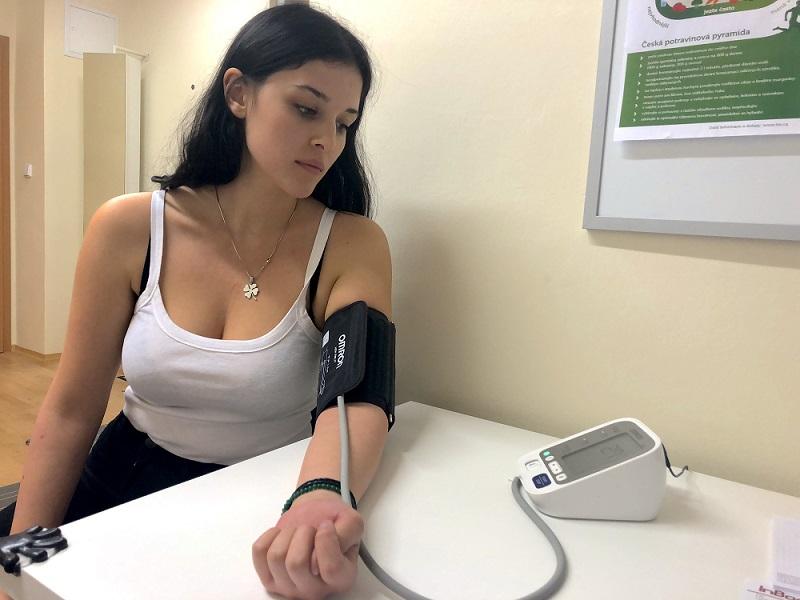 Gabriela Mádrová - nutriční poradenství
