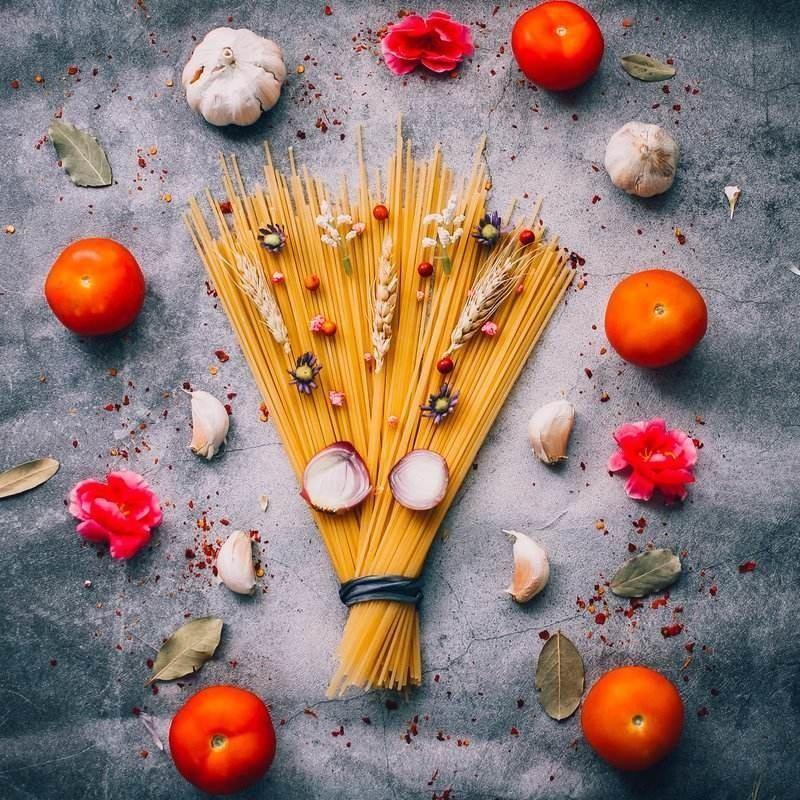 špagety s nízkým glykemickým indexom