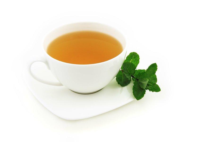 Peprmintový čaj