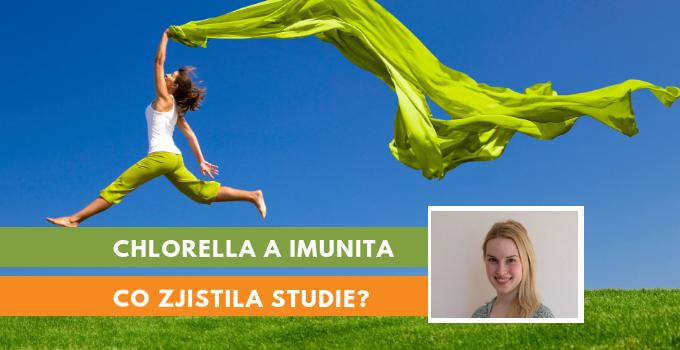 chlorella a imunita