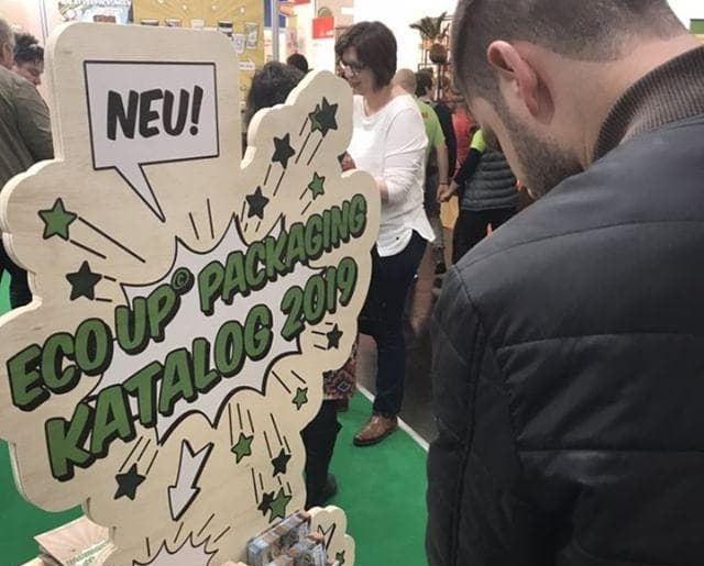 Veletrh organických potravinBIOFACH v Norimberku