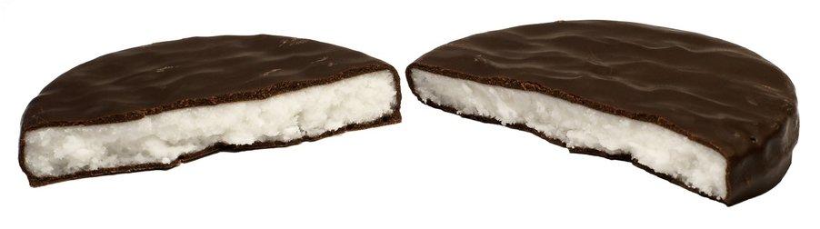 máta peprná čokoláda sladkost