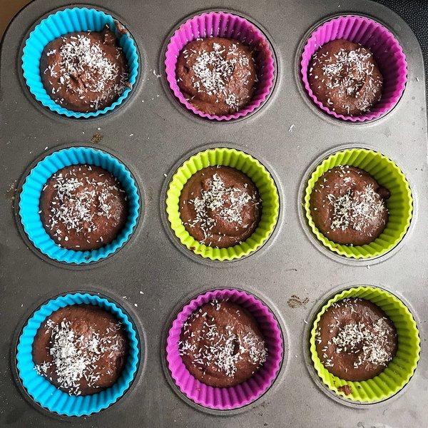 Proteinové muffiny 2