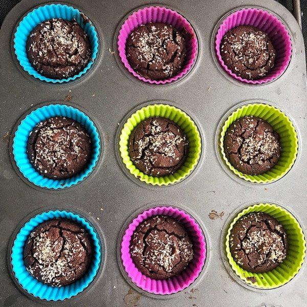Proteinové muffiny 3