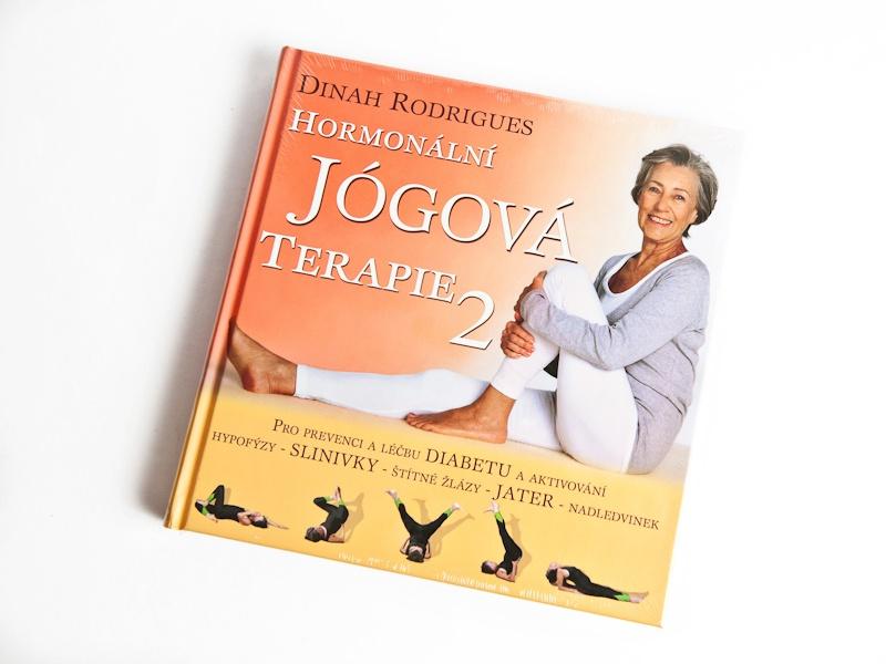 Dinah Rodrigues - Hormonální jógová terapie