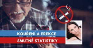 kouření a erekce
