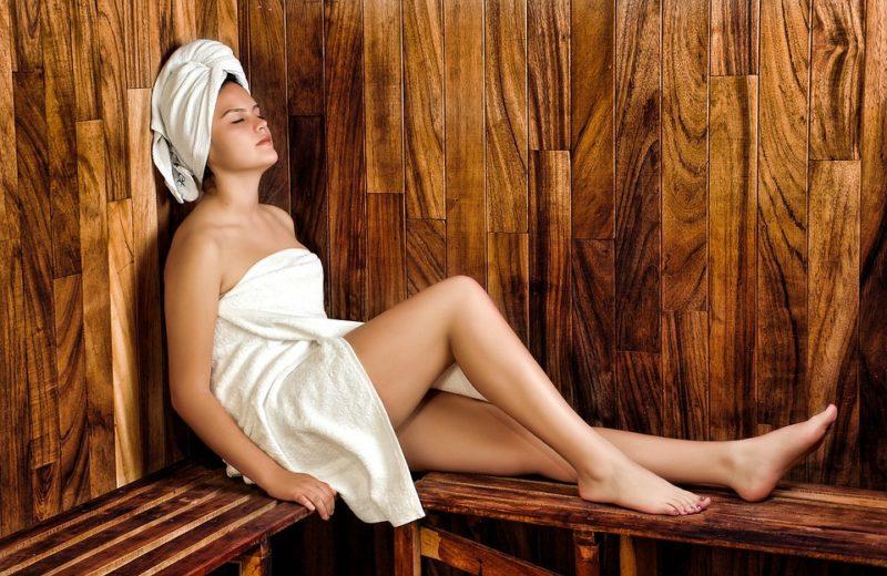 sauna jako prevence před nachlazením