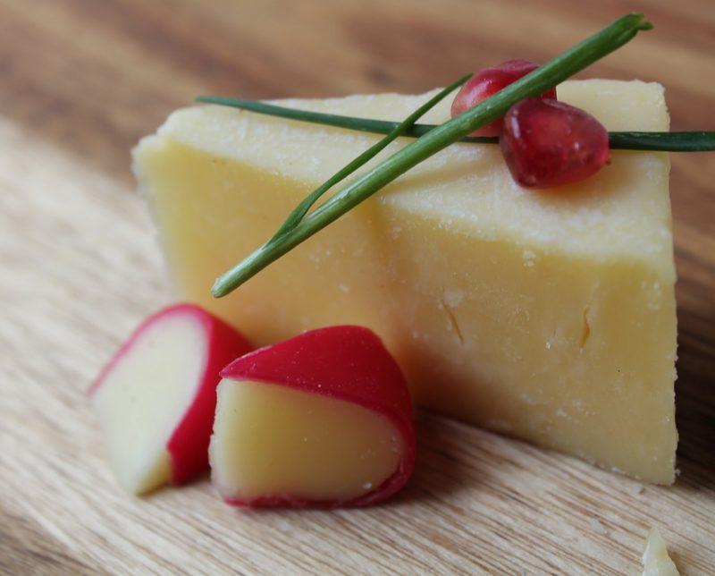 zrající sýr, zdroj probiotik