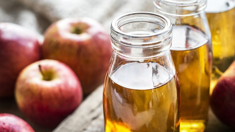 jablečný ocet, zdroj probiotik