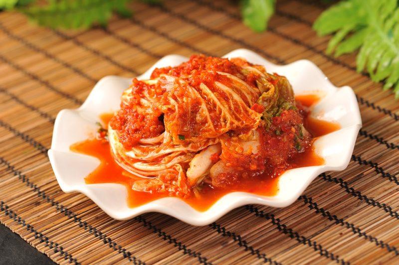 kimchi, zdroj probiotik