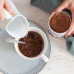 Příprava kávy SUPERCOFFEE