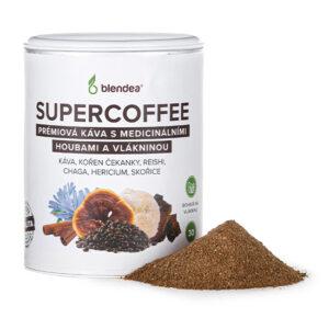 Blendea SUPERCOFFEE káva s medicinálnimi houbami