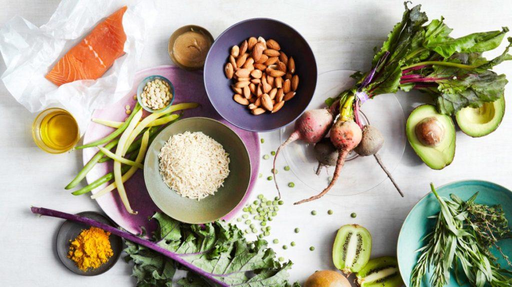 potraviny s antioxidanty