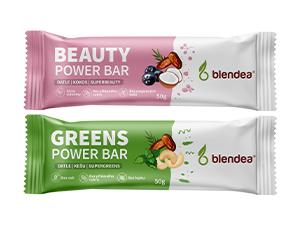 Blendea BEAUTY + GREENS power bar