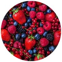 lesní ovoce pro podporu imunity