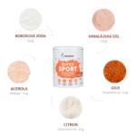 Složky produktu Supersport