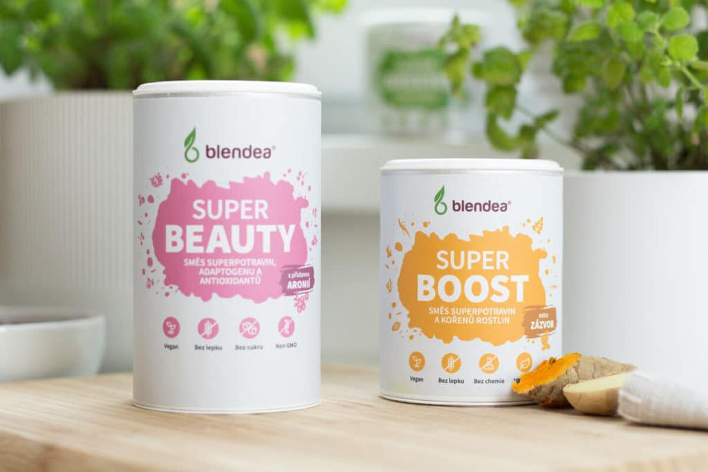 Blendea SUPERBEAUTY a Blendea SUPERBOOST