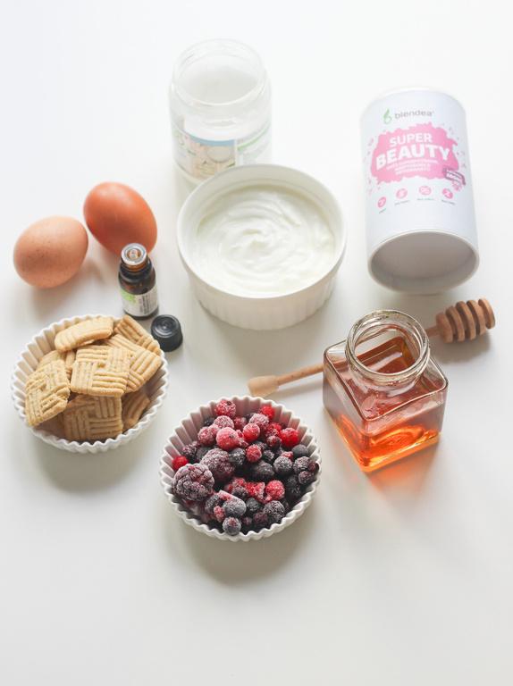 minidortíky s jogurtem recept