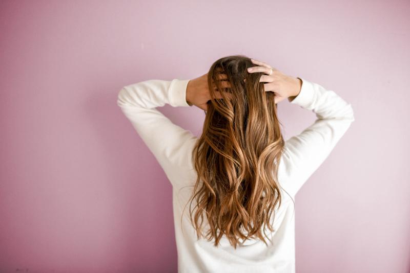 zdravé vlasy během zimy