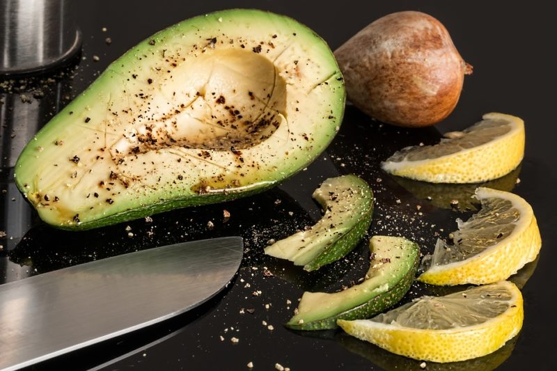 avokádo jako zdroj elektrolytu hořčíku