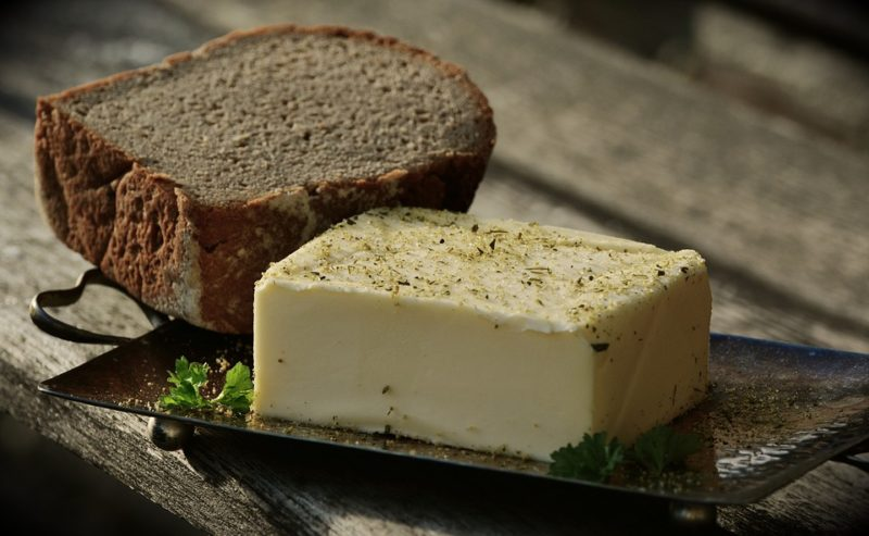 máslo, zdroj zdravých tuků