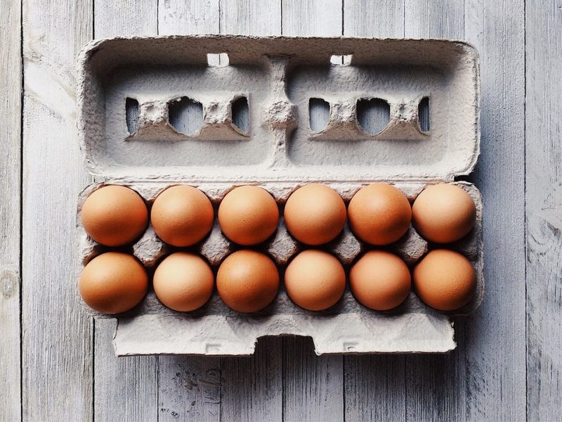 vejce, zdroj zdravých tuků