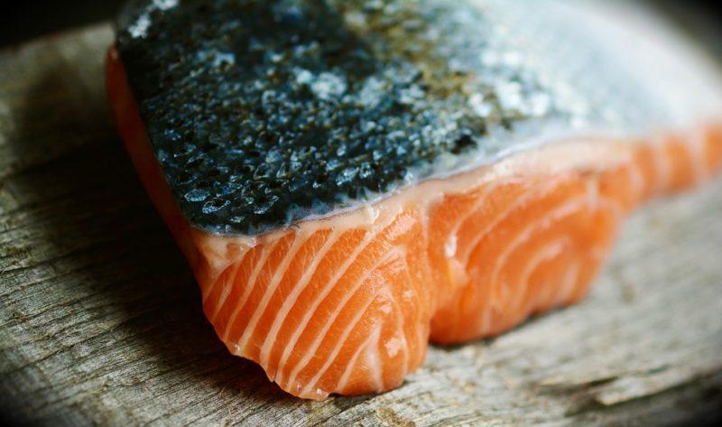 mořské ryby, zdroj zdravých tuků